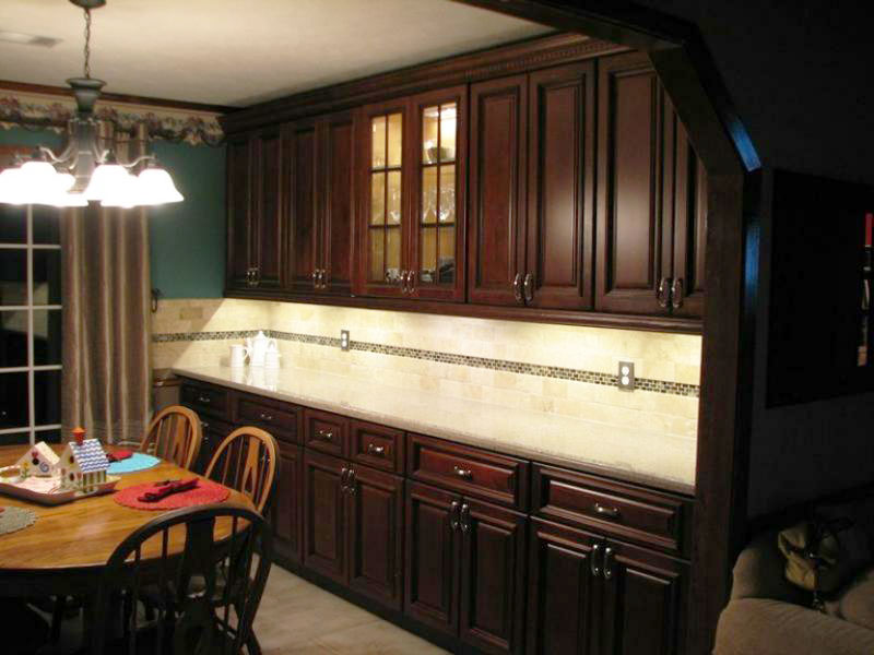 Free kitchen design help results for Brandywine kitchen cabinets