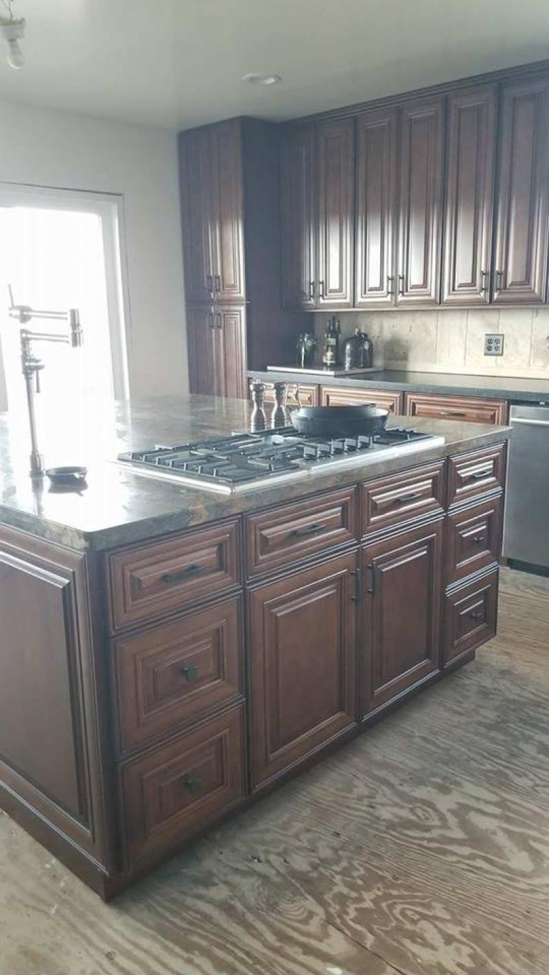 I Purchased An Unfinished Home And Finally Had The E For My Dream Gourmet Kitchen But Didn T Have A Budget